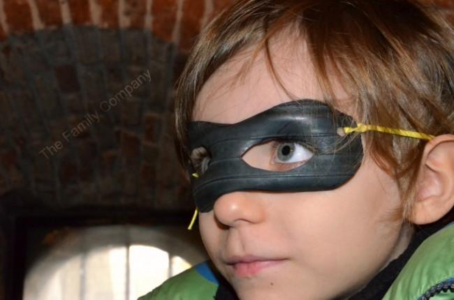 Leonardo al laboratorio Carnevale Rinscimentale di Ferrara