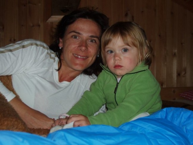 Trekking in Austria con bambini