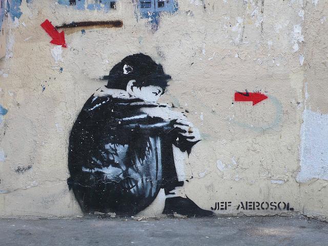 la Butte aux Cailles street art