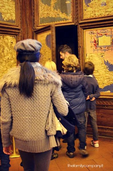 Palazzo Vecchio porta segreta