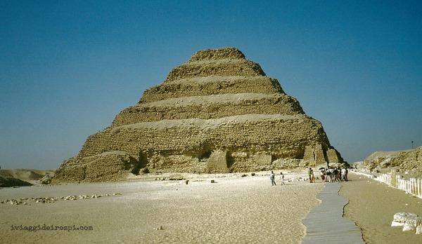 egitto piramide SAQQUARA