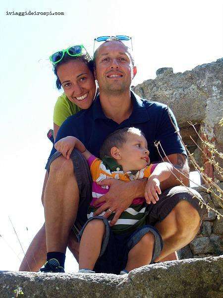 Famiglia Rospi al completo: Lali, Rugg e il piccolo Fede!