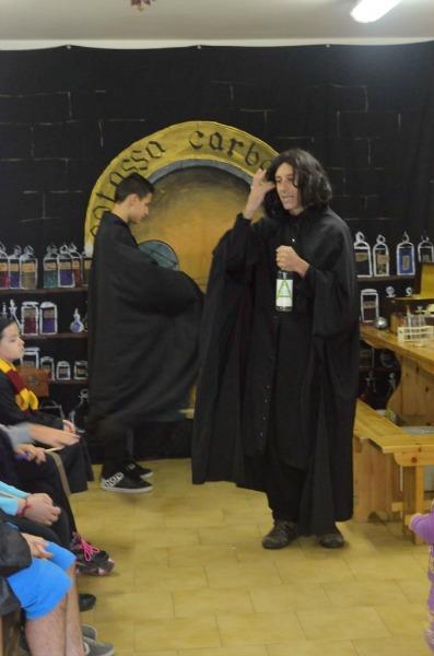 scuola estiva di magia e stregoneria di hogwarts
