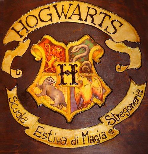scuola estiva di magia e stregoneria hogwarts