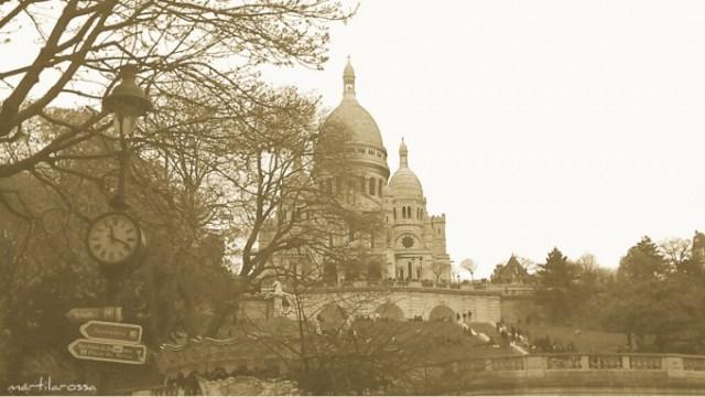 La collina di Montmartre