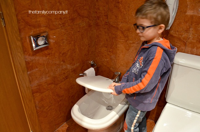 hotel valencia bambini