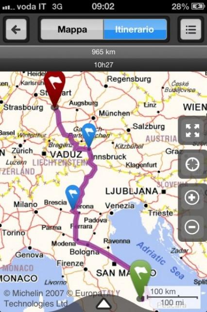 ulm in camper itinerario