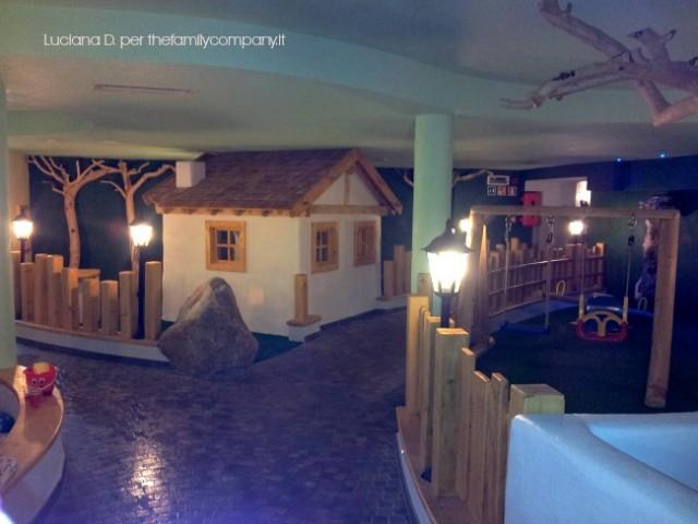 hotel per bambini val ridanna  Hotel Schneeberg