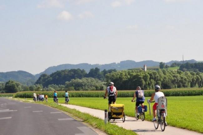 vacanze in bici con bambini