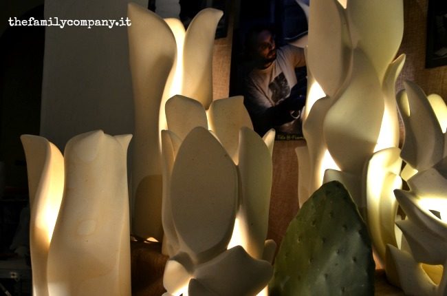 Artigianato a Palazzo lampade gabriele