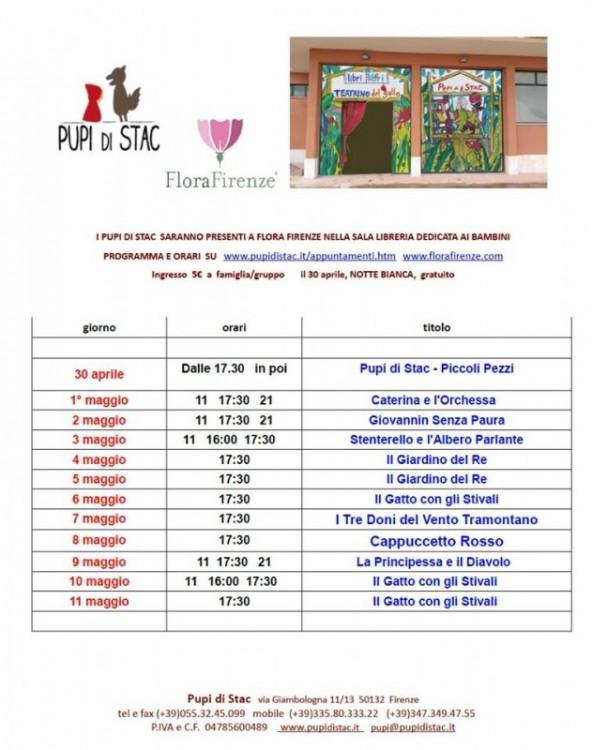 eventi bambini maggio 2015