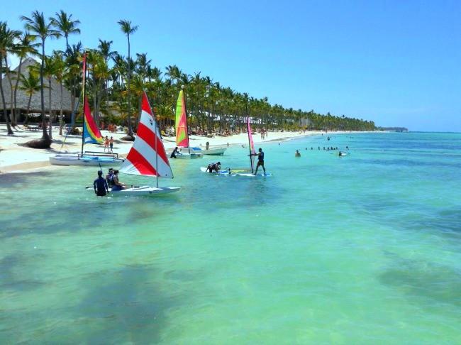 spiaggia barcelo 1