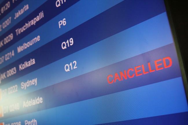 rimborso volo cancellato