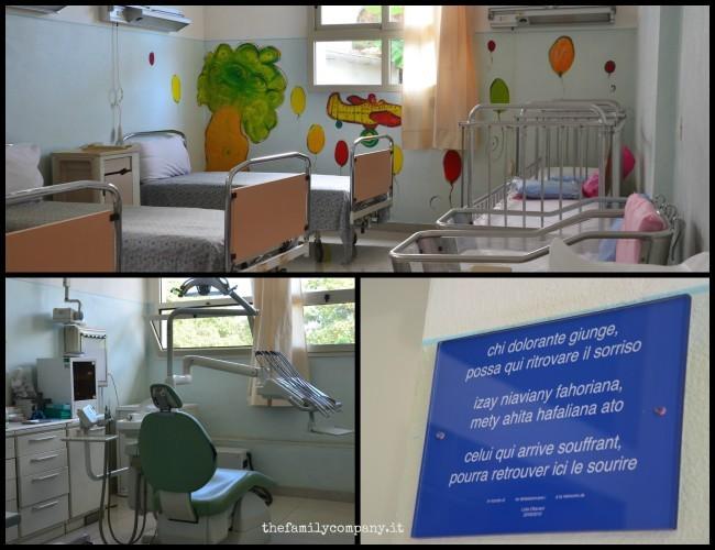 Centro medico nosy be