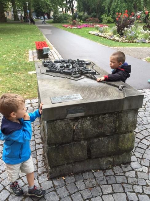 itinerario lago di costanza con bambini