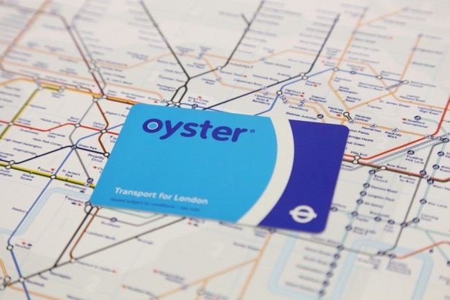 oyster card oppure travel card
