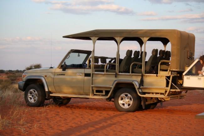 primo safari deserto kahalari