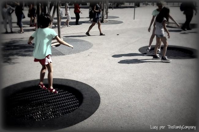 Si gioca in Alexander Platz