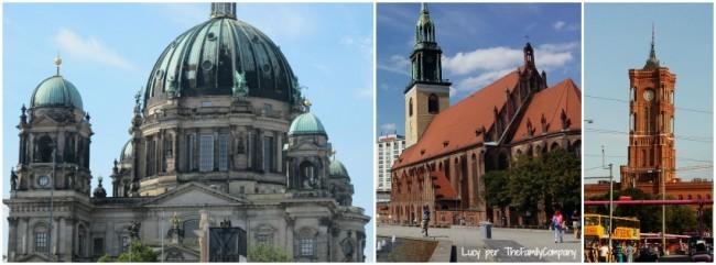 Berliner Dom, Marienkirche, Rotes Rathaus