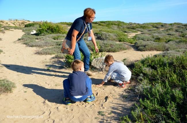 salento con bambini dune campomarino 2