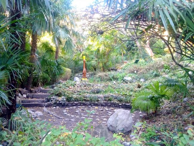 il giardino della valle cernobbio con bambini