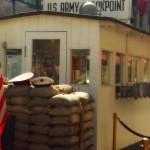 Berlino con bambini, secondo giorno: Checkpoint Charlie, Topographie des Terrors, Potsdamer Platz, Sealife & Aquadom