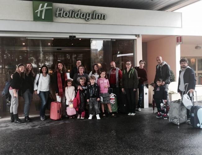 hotel roma per bambini