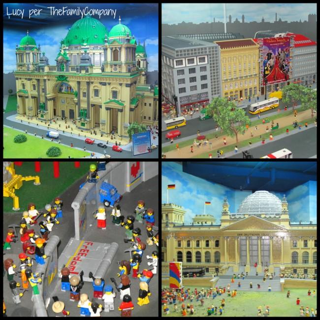 Berlino in Lego