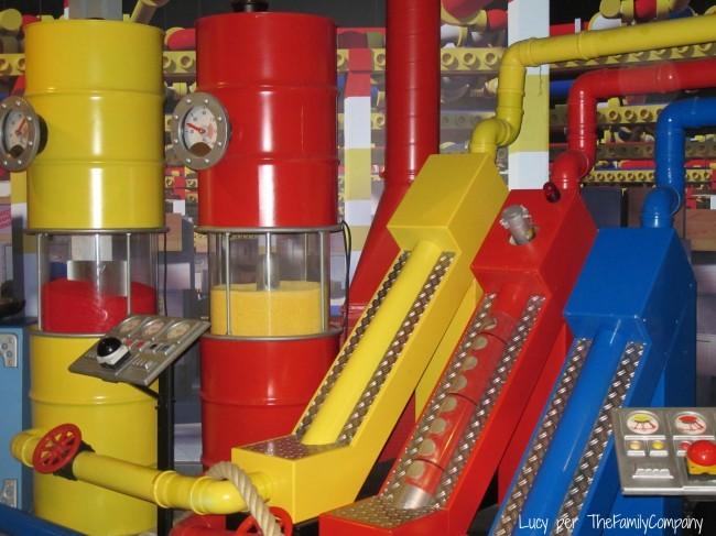 La Fabbrica del Lego