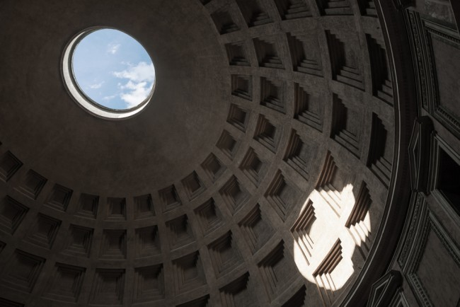 pantheon cupola 2