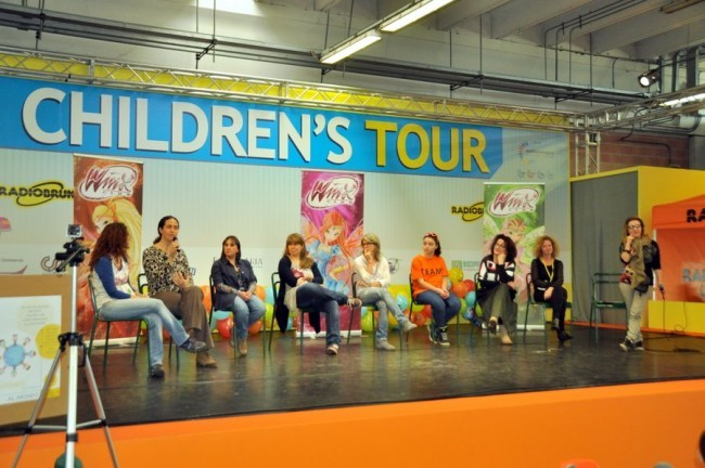 panel the family company children's tour