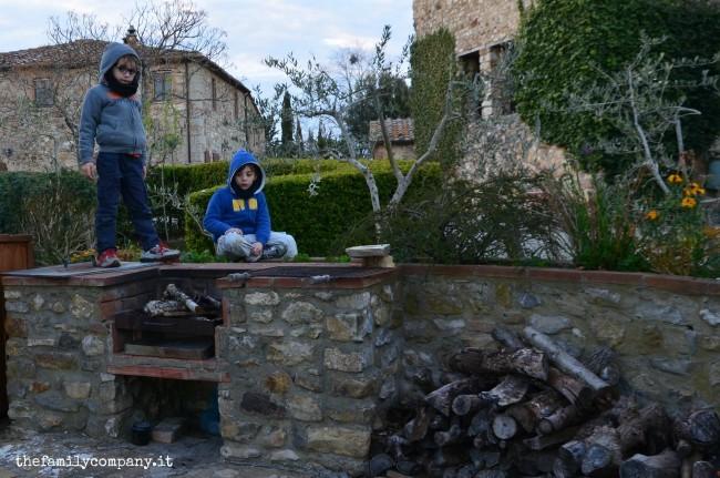 vacanze con bambini campagna toscana