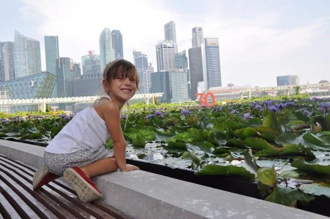 singapore con bambini
