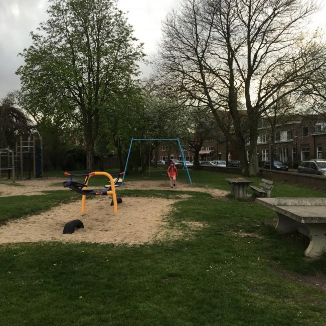 nimega parco ; olanda con bambini