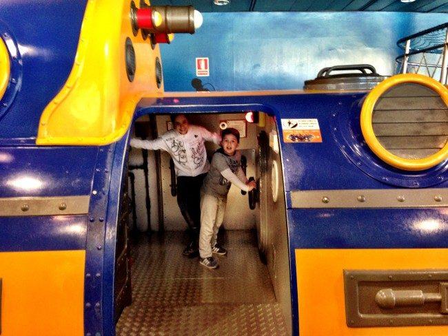 itinerario 4 giorni barcellona con bambini