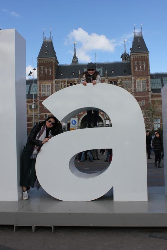 i amsterdam selfie; olanda con bambini; amsterdam con bambini