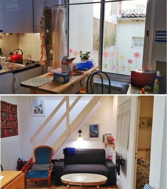 Il nostro appartamento a Bordeaux
