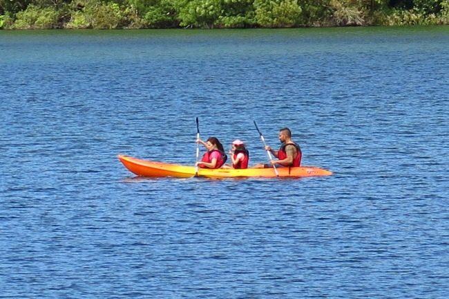 azzorre con bambini, lago Sete Cidades