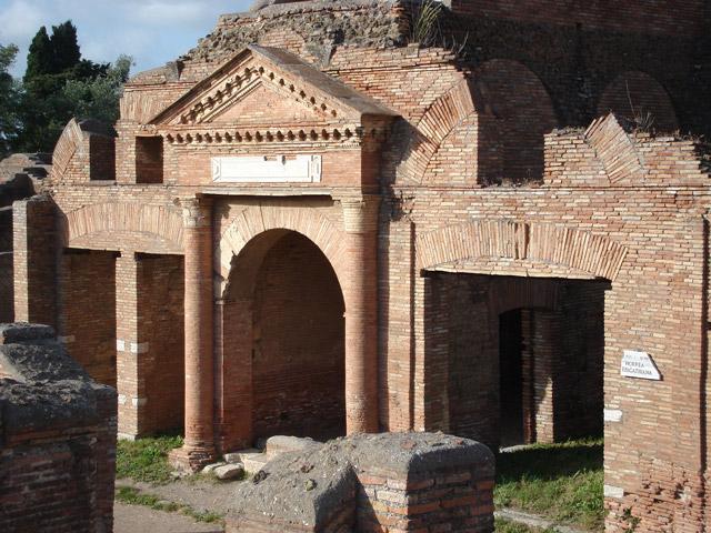 ostia antica porta