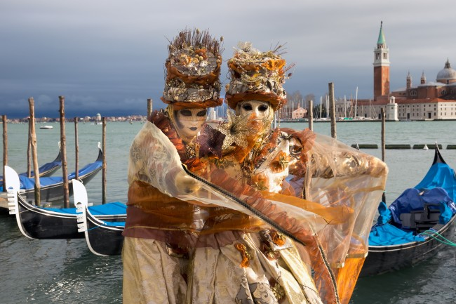 itinerario venezia con bambini