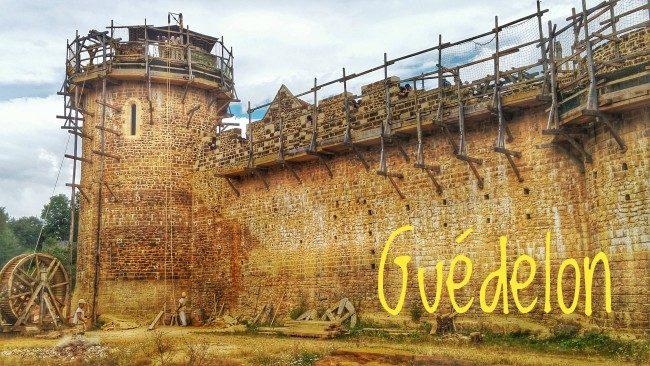 Il castello di Guédelon