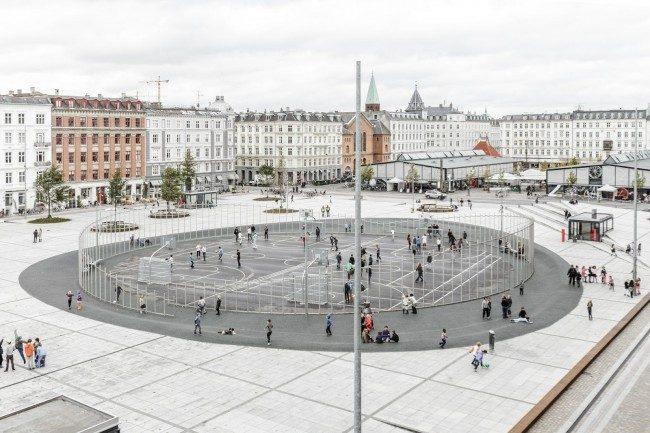 Israel's Square . Copenhagen (2)