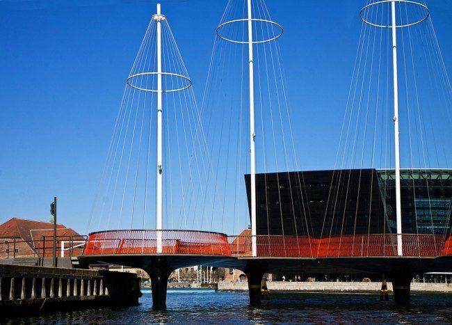 circle bridge