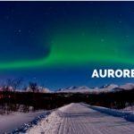 La magia dell'aurora boreale con i bambini