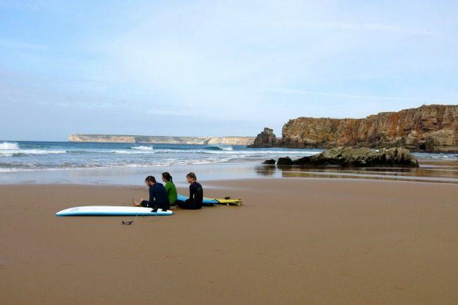 surfisti a sagres