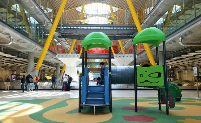 Madrid parco giochi indoor