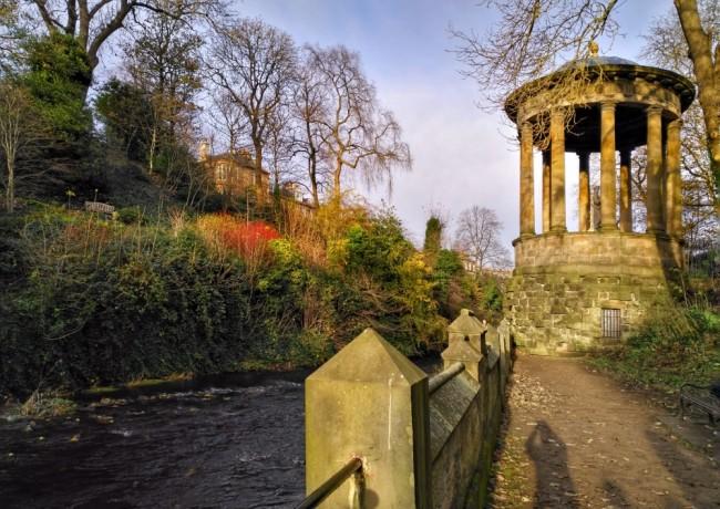 Edimburgo Dean Village