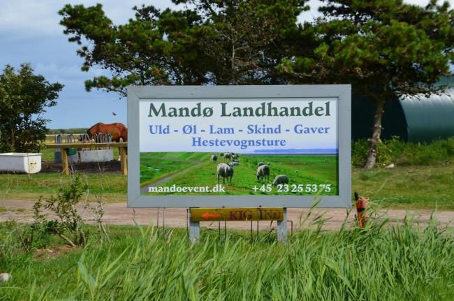 mando landhandel