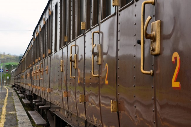 treno vapore siena