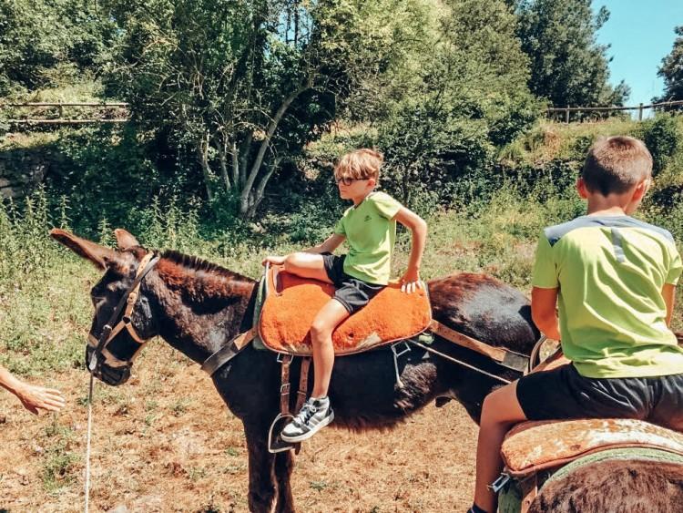 itinerario catalogna con bambini